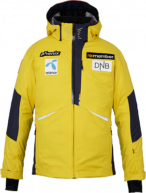 Norway Alpine Team Jacket (Golden yellow1)